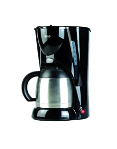 Domo DO-420K Cafetière avec Verseuse Isotherme 1,5 L 980 W