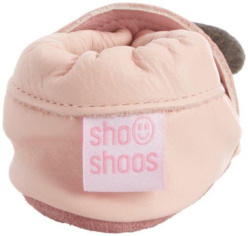 Shoo Shoo Panda P, Baby Mädchen Lauflernschuhe Pink