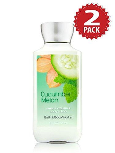 Bath & Body Works Körperlotion 2er Pack - Cucumber Melon (2x236ml)