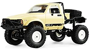 Amewi 22326Pick-up Truck 4WD 1: 16RTR Vehículo, Arena Colores