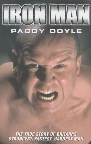 Iron Man por Paddy Doyle