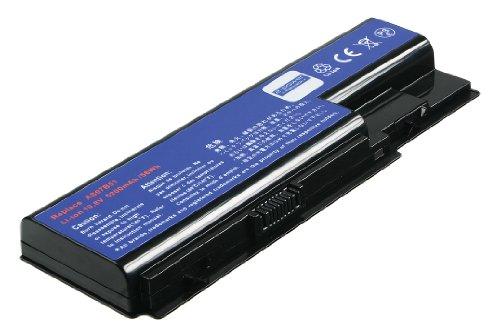 2-Power Laptop-Akku für Acer Aspire 5310/ 5520/ 5710/ 5920 (10,8V/ 5200mAh, ersetzt Originalteil Nr. AS07B31)
