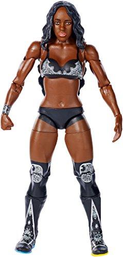 WWE DXF6615,2cm Naomi Action-Figur