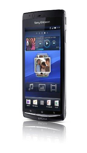 Foto Sony Ericsson - Xperia Arc, Smartphone EDGE/HSPA Bluetooth GPS, colore: Nero/Blu notte