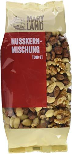 Maryland Nusskernmischung, 10er Pack (10 x 500 g)