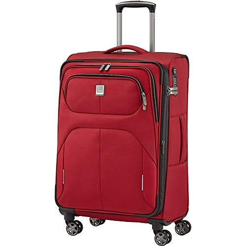 TITAN NONSTOP 4 Rad Trolley M erweiterbar, 382405-04 Koffer, 68 cm, 74 L, Anthracite Red