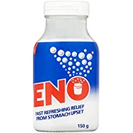 Eno Indigestion Flatulence and Nausea Relief, 150 g, Pack of 2