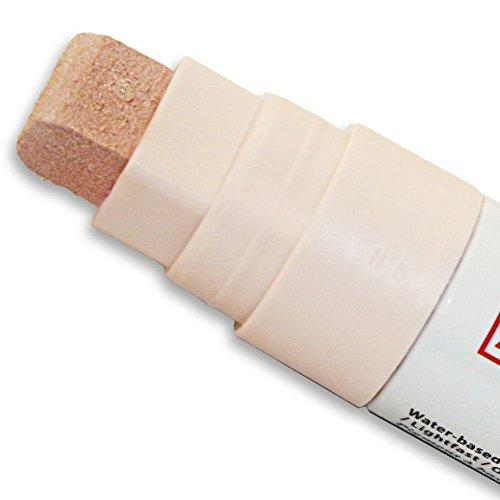 Singolo flesh Acrylista gesso penna–15mm pennini