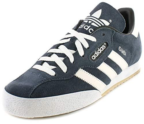 sneakers for cheap 2bfcb 44efb adidas Sam Super Suede, Uomo Scarpe sportive - Blu, 42 2 3 EU