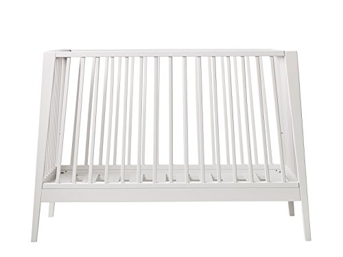 Linea by Leander Baby Cama–Blanco (sin colchón)