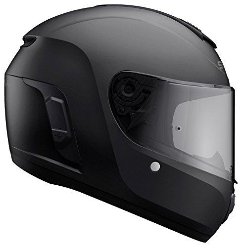 Momentum Lite, Bluetooth Helmet, Full Face, Matt Black, M size, ECE - 4