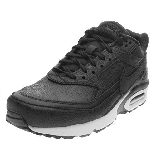 Nike 862199-001, Chaussures de Sport Femme Noir