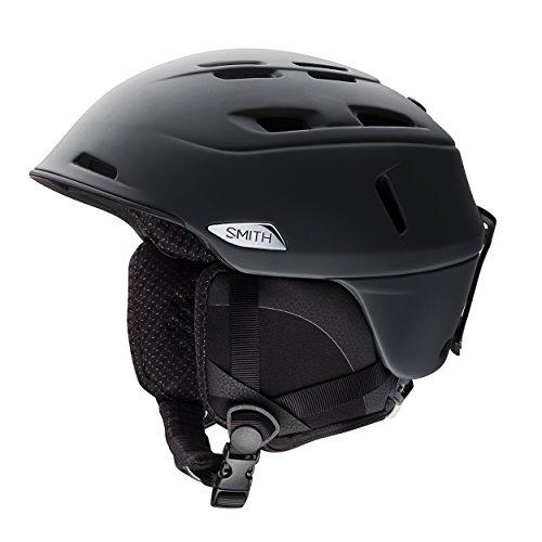 SMITH Erwachsene Skihelm Camber, Matte Black, 59-63 cm, E00659ZE95963 (Smith Erwachsenen Ski-helm)