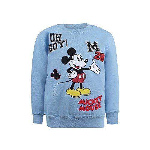 Disney Mickey Patches Sudadera para Niños