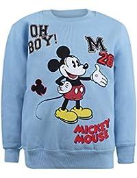 Disney Mickey Patches, Sudadera para Niños