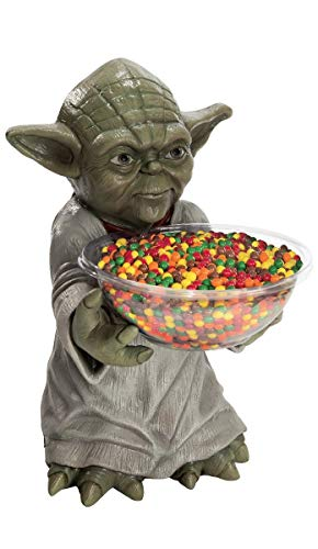Halloween Star Wars - Rubie's 368371 - Yoda Candy Bowl