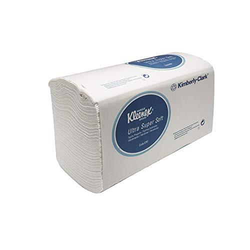 Kimberly Clark 6773000 Kleenex Ultra 3-lagige Handtücher, 72 Stück, 30 Stück