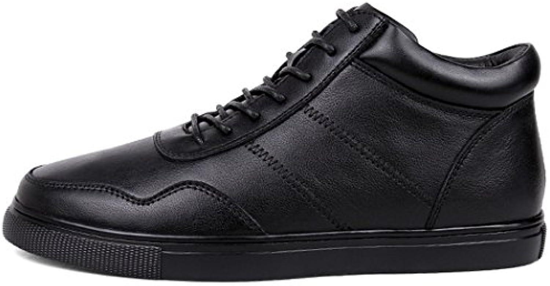 HHYAusrüstung Schuhe der Atmungsaktive Herbst Männer Retro Freizeit Outdoor tragen kurze Stiefel
