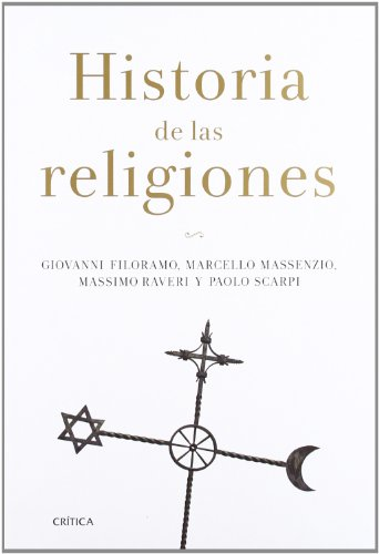 Historia de las religiones (Serie Mayor) por Giovanni Filoramo