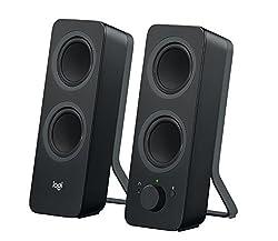 Logitech Z207 Bluetooth-Lautsprecher (PC-Lautsprecher) schwarz