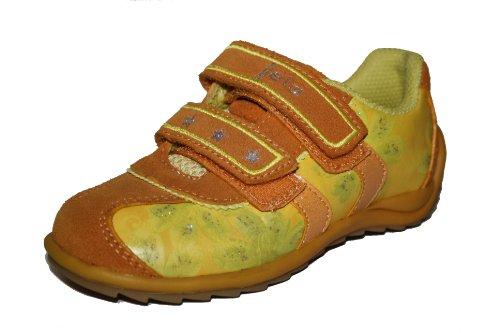 Jela Crianças Sapatos 51.201.22 Menina Sapatos Baixos Amarelo (tangerina / Amarelo)