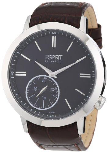 esprit-herren-armbanduhr-analog-leder-el101021f03