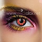 Twilight Breaking Dawn Kontaktlinsen (Paar) 84101 - Farbige Kontaktlinsen