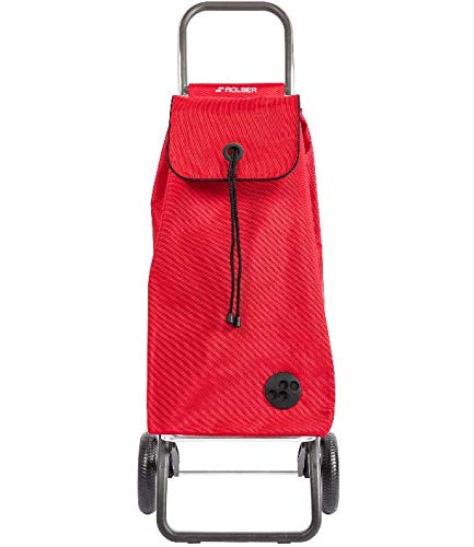Rolser Einkaufstrolley I-MAX IMX001 MF Convert RG RED