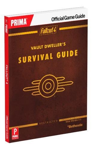 fallout loesungsbuch Fallout 4 Vault Dweller's Survival Guide