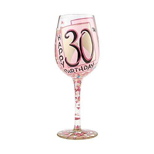 inglas mit Flaschenöffner 30th Birthday (Hot Girls Dressed Up)