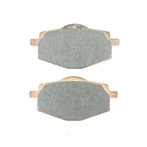 MGEAR Bremsbeläge 30-027-S, Einbauposition:Vorderachse links, Marke:für LINHAI, Baujahr:2009, CCM:125, Fahrzeugtyp:Scooter, Modell:Eggy 125