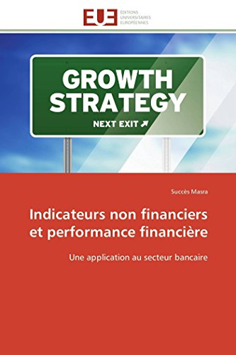 Indicateurs non financiers et performance financière