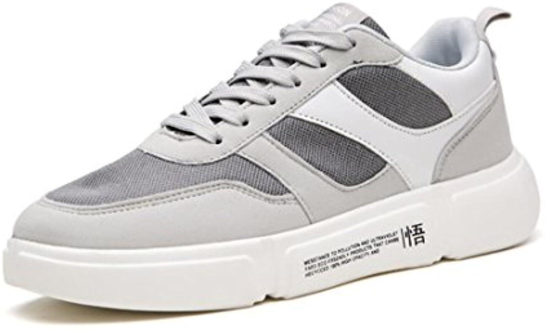 DANDANJIE Zapatos Corrientes para Hombres, Zapatillas de Deporte Primavera y Verano Zapatos Deportivos Transpirables  -