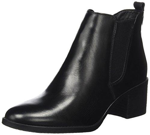 Tamaris Damen 25043 Chelsea Boots, Schwarz (Black), 40 EU