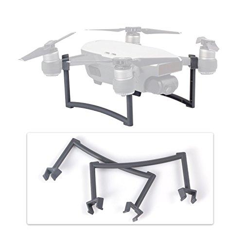 iTrunk Landing Gear für DJI Glint Drone - 2 in 1 Höhenverlängerung mit Stabilisatoren (grau)