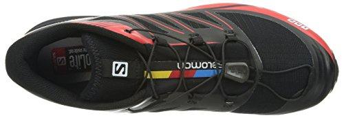 Salomon S-Lab Fellcross 3 Fell Chaussure De Course à Pied - SS15 Black