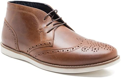 Red Tape Mens Aldford Tan Casual Boot
