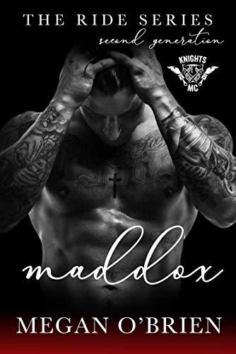 Maddox (Ride Series Second Generation Book 2) (English Edition)