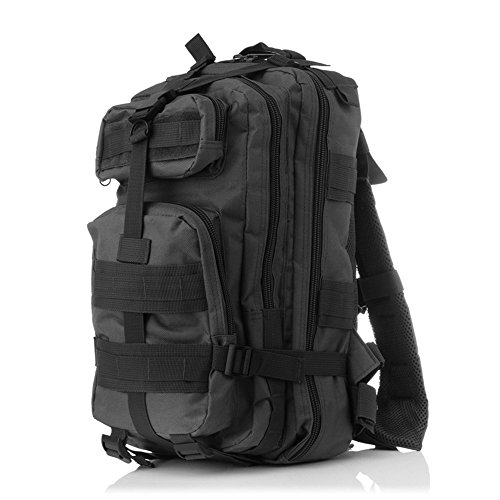 30L-Camping-bagCheeroyal-Waterproof-durable-30L-Camouflage-backpack-Assault-Backpack-Camping-bag-Hiking-bag-for-Outdoor-Camping-Mountaineering-Exploration