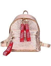 cc73521f2e7bf Mode Schultasche Jungs Schulranzen Einfach Rucksack Mädchen Wasserdicht  Backpack Mini Jugendliche…