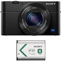 Sony DSC-RX100 IV Appareil Photo Expert Large Capteur + Batterie Rechargeable Série X