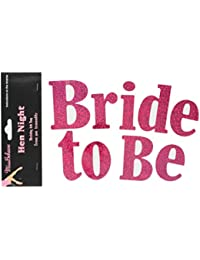 Hen Night Party Iron On Bride To Be Diamante Transfer