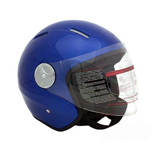 Moto Pilot Open Face casco