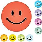 234 Smile Faces Mix Coloured Praise Stickers Teacher Parents Children
