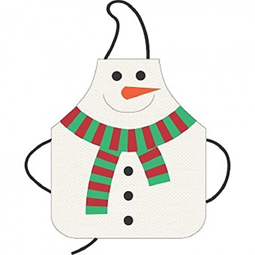 Frosty The Snowman Character Cotton Apron