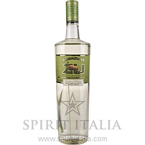 Zubrowka ZU Bison Grass Vodka 40% Vol. 40,00% 1 l.
