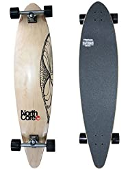 """Northcore 7 PLY Canadian Maple 41"""" Longboard NCSK003"""