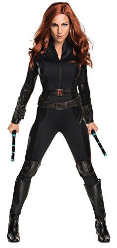 Rubie's Kostüm Schwarze Witwe Captain America: The Winter ()