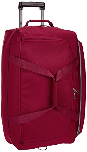 Skybags Cardiff Polyester 63.5 cms Red Travel Duffle (DFTCAR62ERED)