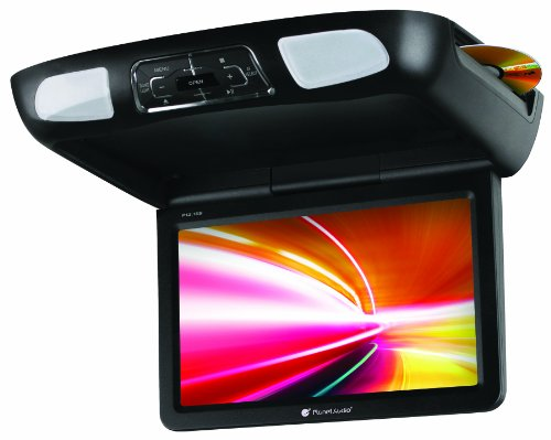 Planet Audio P10.1ES Overhead DVD Player with Monitor